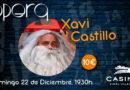 Xavi Castillo y Maestro Benavent ponen la nota de humor a la Navidad en Casino Cirsa Valencia
