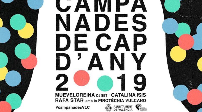 València despedirá 2019 con una canción especial para todos los valencianos