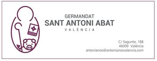 Presentación de los actos, programa y cartel de las fiestas San Antonio Abad 2020