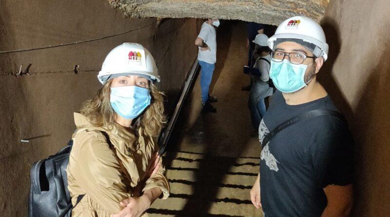 La rehabilitación del refugio antiaéreo de massarrojos acabará en junio