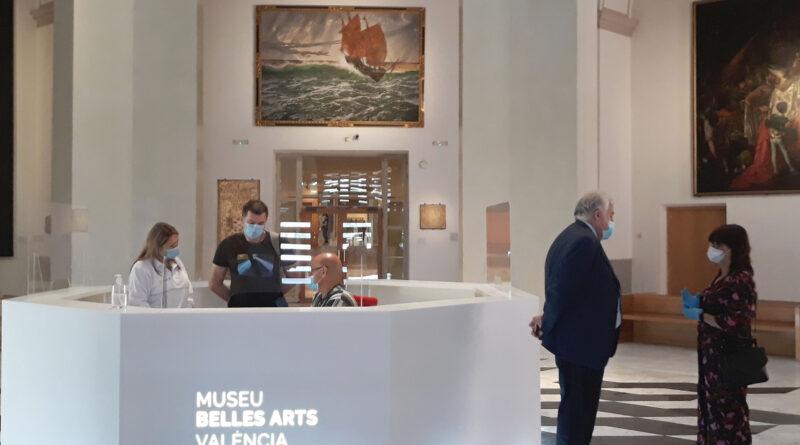 El Museo de Bellas Artes de València abre sus puertas