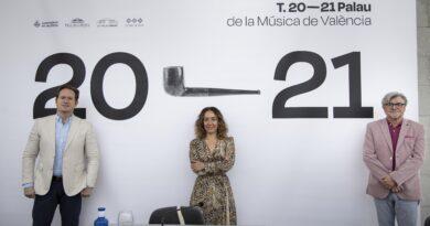 Temporada 2020-2021 Palau de la Música