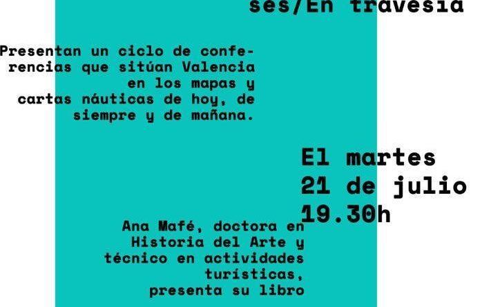 """Ponencia de la Dra. Ana Mafé sobre la ruta de """"El Santo Grial"""" el martes 21 de julio"""