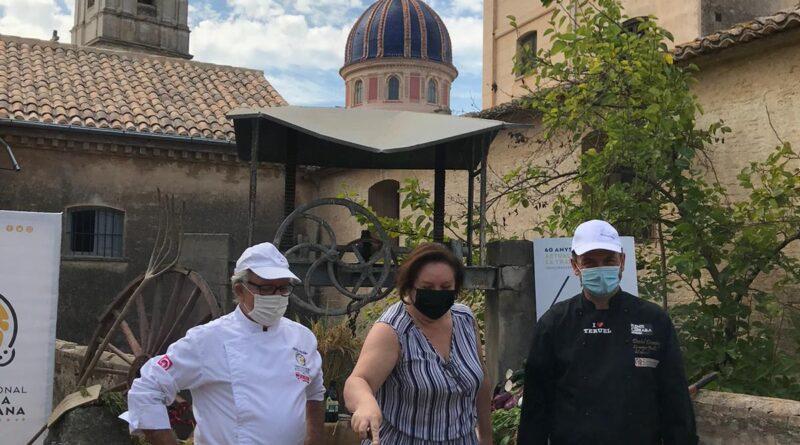 l Concurso Internacional de Paella Valenciana de Sueca celebra un showcooking en streaming a todo el mundo