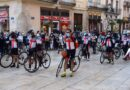 Éxito en la I Peregrinación Ciclista Corona de Aragón – Comunitat Valenciana