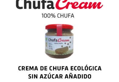 ChufaCream, la primera crema untable de chufa sin azúcar añadido