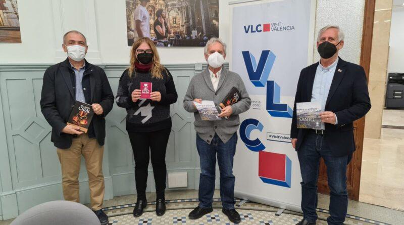 El Ayuntamiento de València y la Asociación Cultural El Camino del Santo Grial firman convenio en Año Jubilar