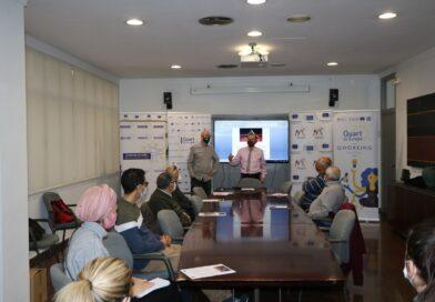 """El proyecto europeo """"Art, fascism and democracy"""" cierra en Quart de Poblet su Meeting final"""