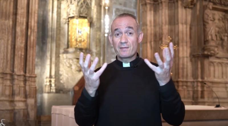 """El canónigo celador del Santo Cáliz de la Catedral anima a conocer la """"apasionante"""" historia de la reliquia"""