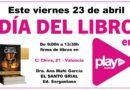 """La Dra. Ana Mafé firmará ejemplares de """"El Santo Grial"""" durante la mañana en Play Radio el 23 abril de 9.00h de 13:30h"""