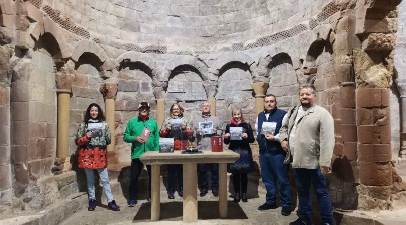 Las Cortes de Aragón reciben al Santo Grial y a la Asociación Cultural El Camino del Santo Grial