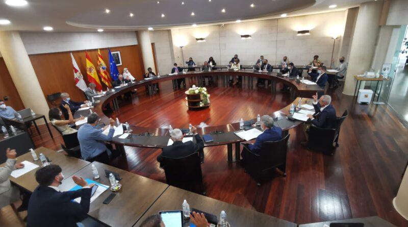 La Diputación de Huesca dice SÍ al Camino del Santo Grial por unanimidad de todos los partidos